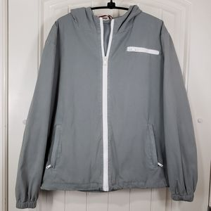 Brandy Melville Gray Krissy Jacket